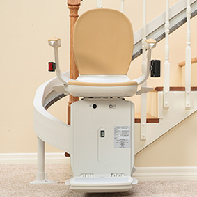 acorn curved 180 stairchair liftchair Buena Park stair lift chair