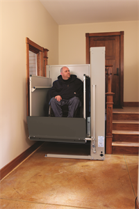 Buena Park porch mobile home wheelchair elevator for vpl vertical platform lift